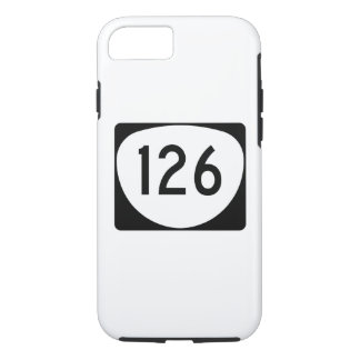Oregon Route 126 iPhone 8/7 Case