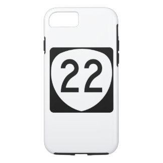 Oregon Route 22 iPhone 8/7 Case
