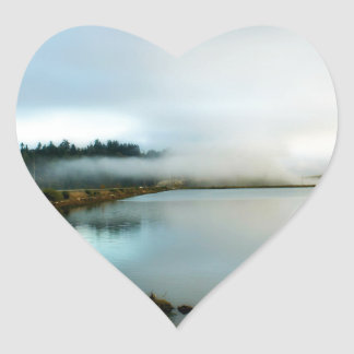 Oregon shows off its beauty heart sticker
