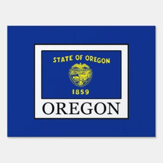 Oregon Sign
