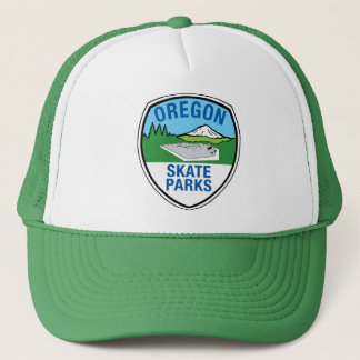 Oregon_SkateParks Trucker Hat