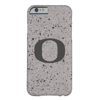 Oregon | Splatter Barely There iPhone 6 Case