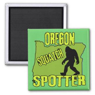 Oregon Squatch Spotter Magnet