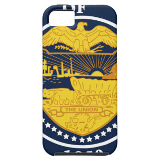 Oregon State Seal iPhone 5 Cover