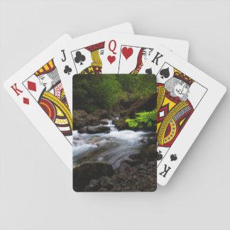 Oregon Stream Playing Cards