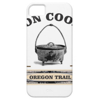 oregon trail cooking iPhone 5 cases