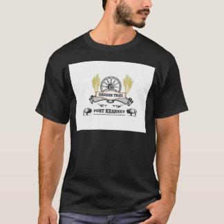 oregon trail fort kearney yeah! T-Shirt