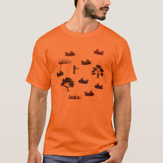 Oregon Trail Hunt, Classic T-Shirt