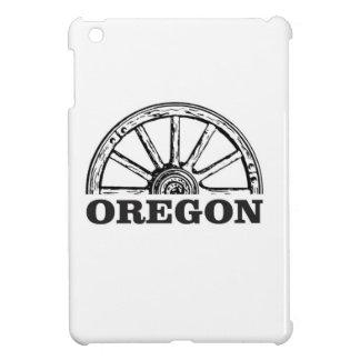 oregon trail simple wheel iPad mini cover
