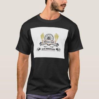 oregon trail tame the blues T-Shirt