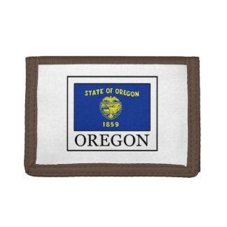 Oregon Tri-fold Wallet