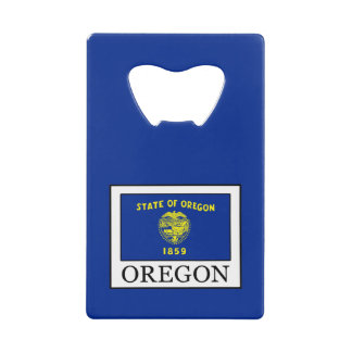 Oregon Wallet Bottle Opener