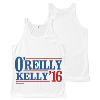 O'Reilly Kelly 2016 All-Over-Print Tank Top