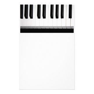 Organ Keyboard Stationery