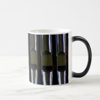 Organ Pipes Detail Magic Mug
