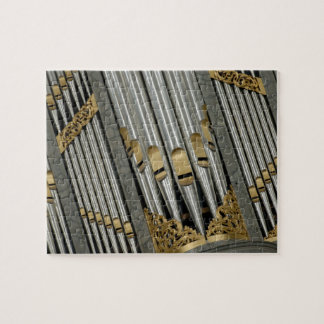 Organ pipes jigsaw puzzle