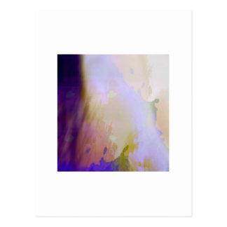 Organic Abstract 1011 Postcard