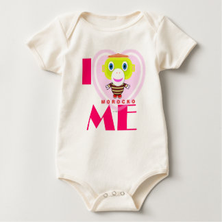 Organic Baby Bodysuit For The Environment Friendly