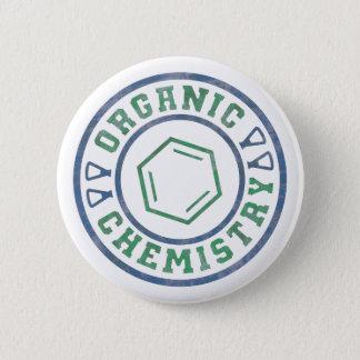 Organic Chemistry 2 Inch Round Button
