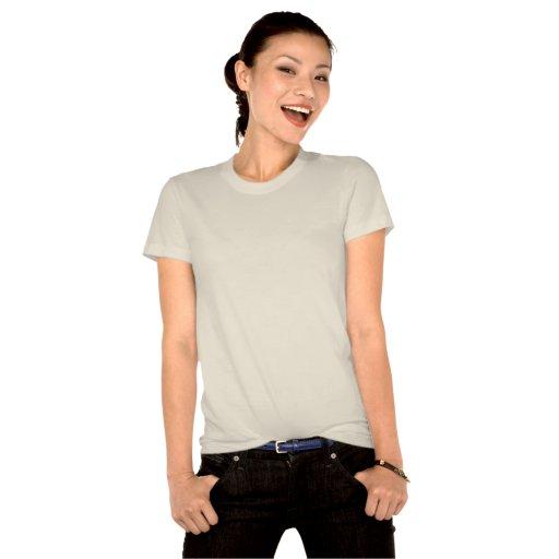 Organic Christian shirt: Planned Designed Created