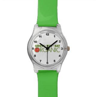 Organic Gardening Watch