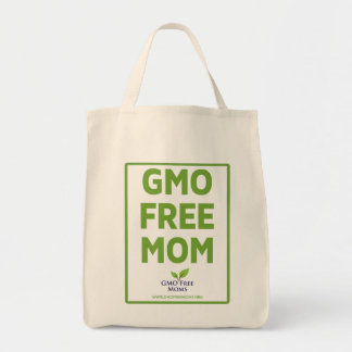 Organic GMO Free Mom Shopping Tote