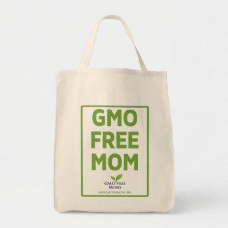 Organic GMO Free Mom Shopping Tote Grocery Tote Bag