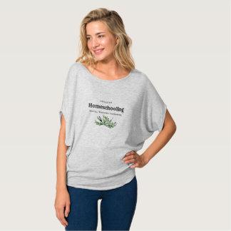 Organic Homeschooling T-Shirt