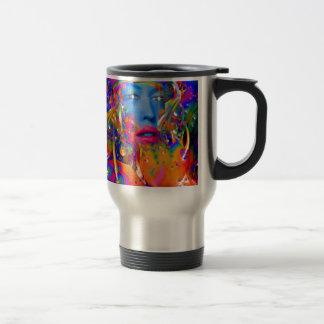 Organic Machine Travel Mug