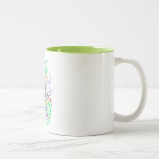 Organic Mandala Mug