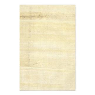 Organic Papyrus Texture 2 Stationery