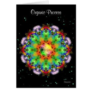 Organic Process Card