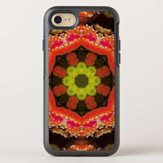 Organic Star Mandala OtterBox Symmetry iPhone 7 Case