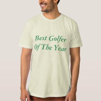 Organic T-Shirt, Natural golfer T-shirts