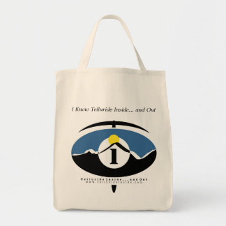 Organic TIO Grocery Bag - I Know