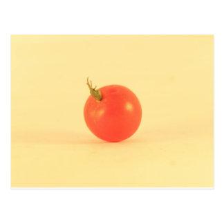 Organic Tomato Postcard