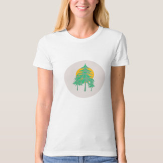 Organic Tree Hugger Natural Tee