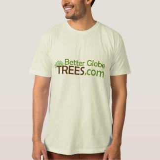 Orgânico e Livre de Carbono com um Impacto Social T-Shirt