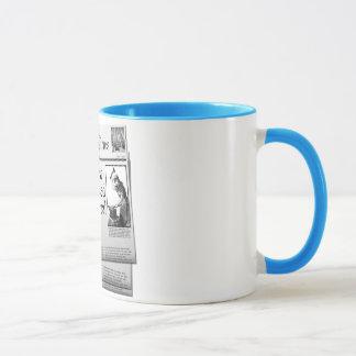 Organist headlines (UK spelling) - Mug