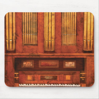 Organist - Skippack  Ville Organ - 1835 Mousepad