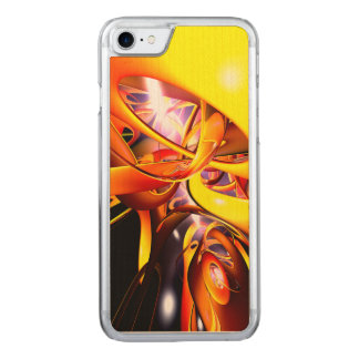 Organized Confusion Abstract Carved iPhone 8/7 Case