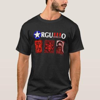 Orgullo Boricua 3 Icons T-Shirt