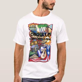 Orgullo Puertorriqueño T-Shirt