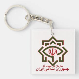 ORIA keyholder [SCP Foundation] Keychain