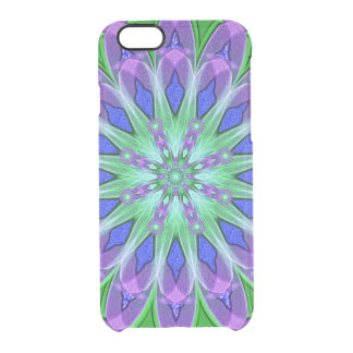 Oribus Mandala Clear iPhone 6/6S Case