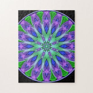 Oribus Mandala Jigsaw Puzzle