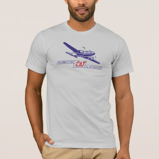 Orient CAT Civil Air Transport Tee
