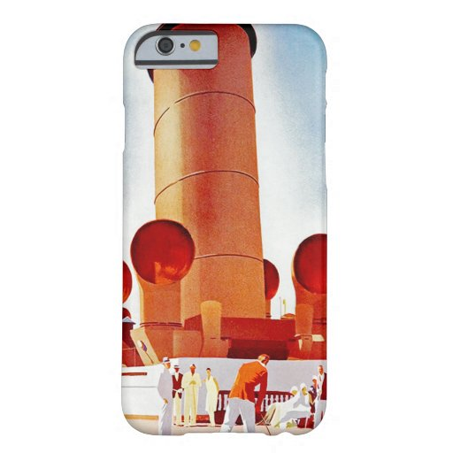 Orient Cruises Big Funnel iPhone 6 Case