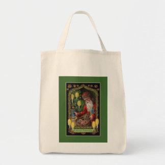 Orient Express Santa Tote Bag