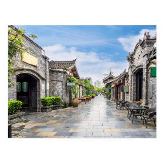 Oriental Architecture postcard